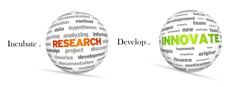 eComplex - Incubate - Research - Develop - Innovate