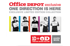 Office Depot - One Direction