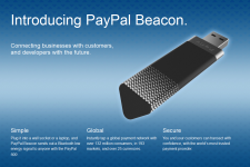 PayPal - Beacon - Handsfree Payments