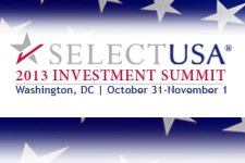 SelectUSA Investment Summit - 2013