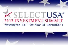 SelectUSA Investment Summit - 2013