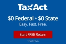 Tax Act - $0 Fed - $0 State